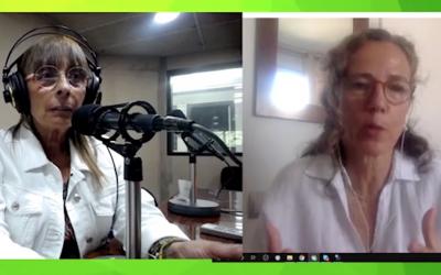 Imma Arias entrevista a Pilar Benítez en @camialexit